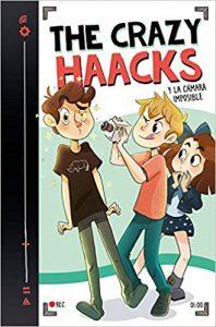 Libro más vendido en Amazon en 2018: The Crazy Haacks.