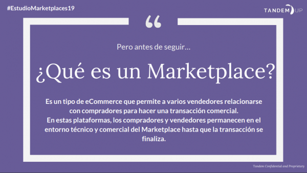 Estudio Anual Marketplaces 2019