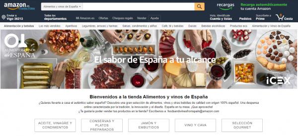 Amazon exportaciones
