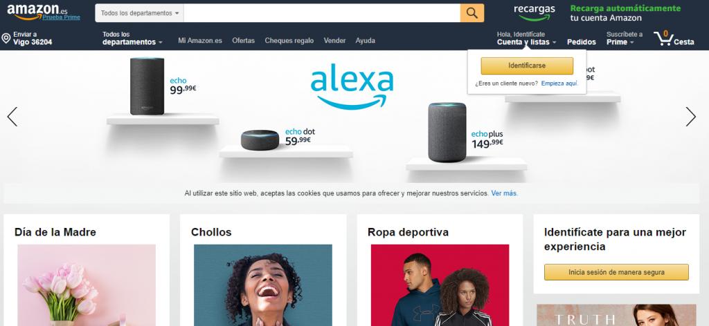 Dropshipping en Amazon