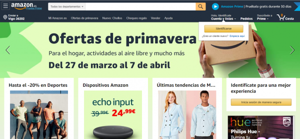 Define tu estrategia en Amazon