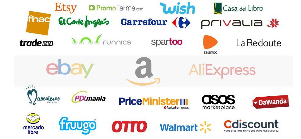 ¿Cuáles son los marketplaces preferidos por los españoles?
