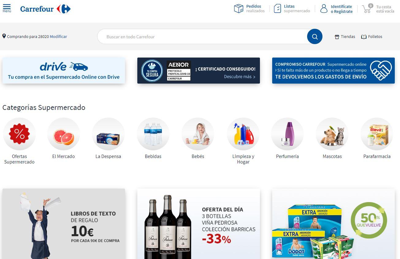 Marketplace de Carrefour