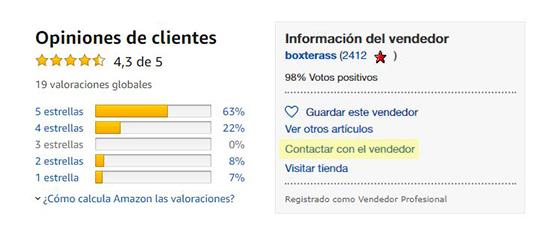 Diferencias entre Amazon y eBay